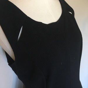 Black Audrey inspired dress